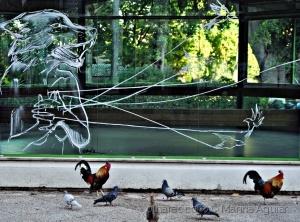 Paisagem Urbana/A caçadora de aves