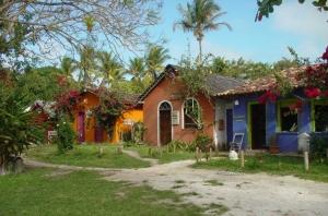 Gentes e Locais/Casas de Trancosso- Brasil