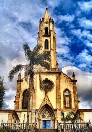 /Igreja Nossa Senhora Mãe dos Homens #1