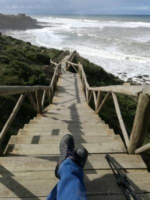 /A ver o mar...