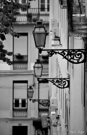 Paisagem Urbana/a luz de Lisboa