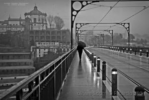 Paisagem Urbana/Chove no Porto...