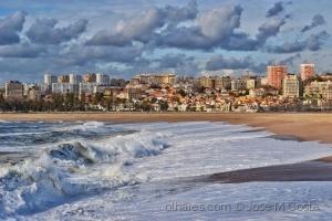 Paisagem Urbana/Vista de Gaia para o Porto