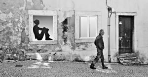 Paisagem Urbana/Observando quem passa