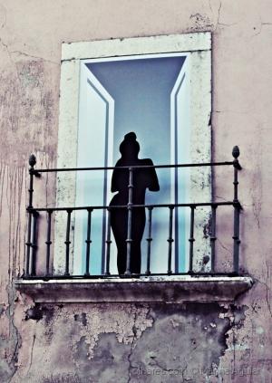 Paisagem Urbana/À espera de Romeu (1)