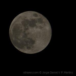 Paisagem Natural/Lua hohe, 23h 2017.03.12
