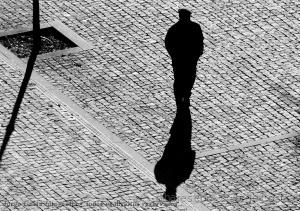 /Shadows on the floor...