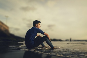 Gentes e Locais/The young surfer