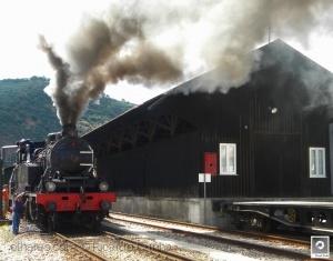 Gentes e Locais/A bordo do Comboio Histórico do Douro-Recomeço