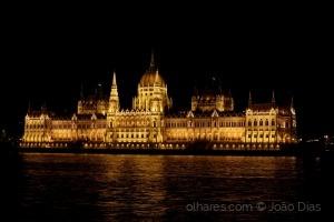 Paisagem Urbana/Budapeste - Parlamento