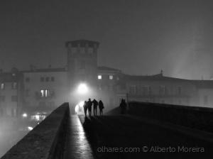 /Neblina e Ponte Pietra