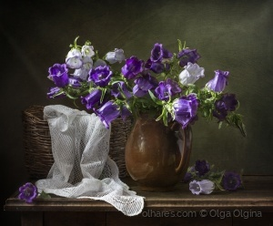 Outros/Still life with flowers
