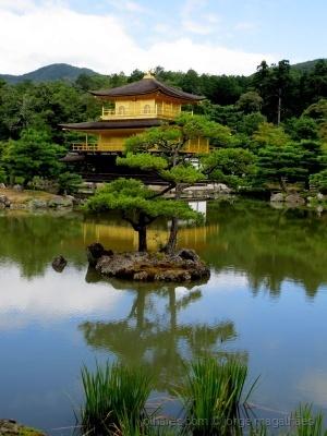 /KINKAKU-JI, templo dourado