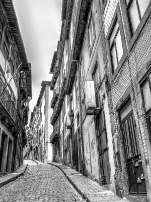 Paisagem Urbana/Rua de Trás
