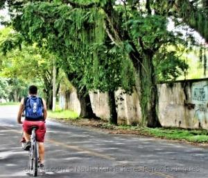 /Apenas pedalar...no nosso ritmo....