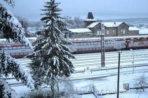 Gentes e Locais/E continua  a nevar