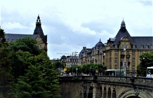 /Classic Luxembourg City