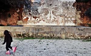 Paisagem Urbana/Dar vida às paredes / Vhils (ler/abrir ecrã)