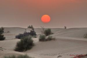 /No desertode Dubai