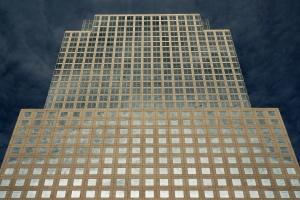 Paisagem Urbana/Edifício transparente - NY