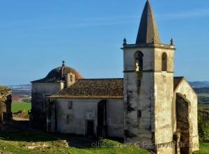 /Igreja na Fortaleza de Juromenha