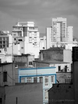 Paisagem Urbana/Casario da Rua Barão de Limeira