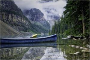 /Lake Moraine, Banf, Alberta