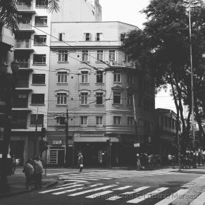 Paisagem Urbana/Hotel na Rua Venceslau Brás