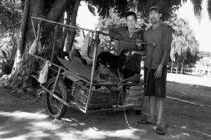 /Luis e Rute, catadores de recicláveis.