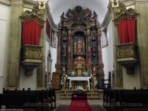 História/Capela de Santa Ana (Vila Real)