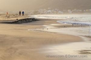 /Praia de São Pedro às 07:00 horas