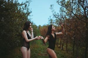 Retratos/Éden