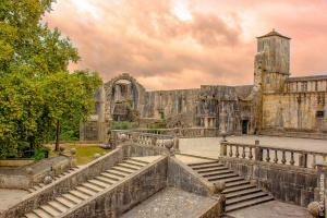 Paisagem Urbana/Convento de Cristo - Tomar