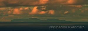 / Ilha São Jorge ao fundo.