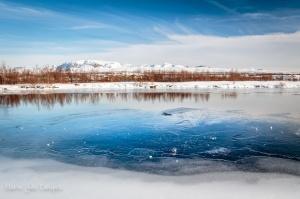 /Lago gelado