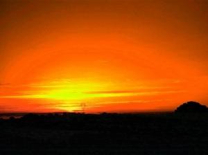 Outros/nascer do sol