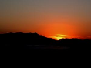 /Por do sol em setubal II