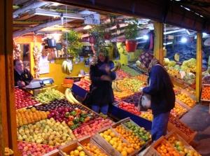 /Mercado de Frutas - Puerto Mont - Chile
