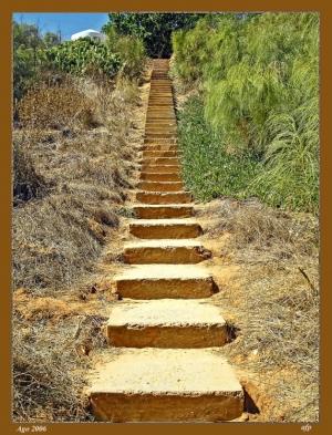 /Escadarias