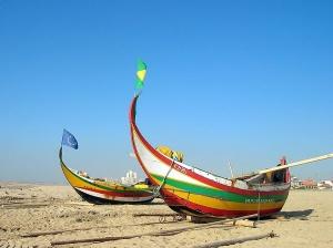 /Arte Xávega ou o Barco de Mar
