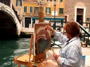 /Arte em Veneza...