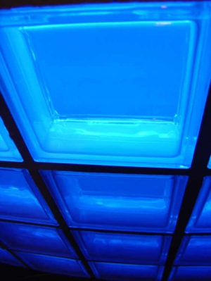Abstrato/Ice Blue...