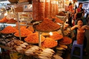 /Camaroes secos  - vietnam