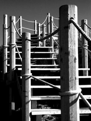 /Escadas Praia del Rey