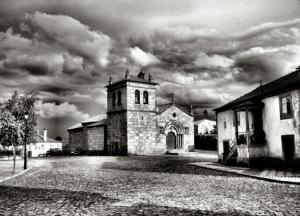 História/Igreja Matriz Sernancelhe
