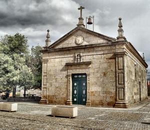 História/A Igreja Matriz  dedicada a S. Martinho