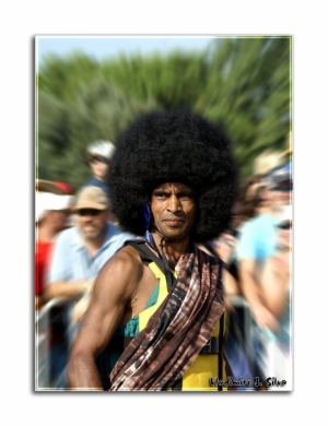 /Afro-Man Hair Style...
