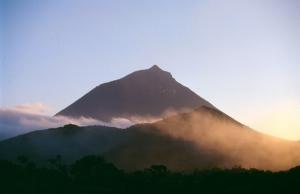 Paisagem Natural/Final de tarde Ilha do Pico