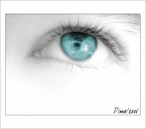/aquele olho azul...