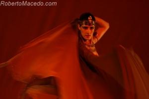 /Dançarina arabe